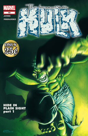 Incredible Hulk (Vol 2 2000) #55 CVR A