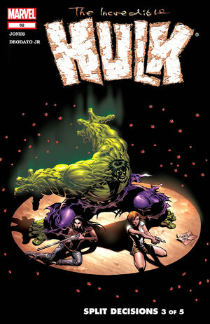 Incredible Hulk (Vol 2 2000) #62 CVR A