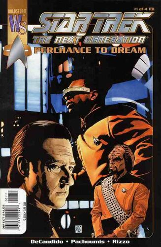 Star Trek: The Next Generation - Perchance to Dream (Vol 1 2000) #1 CVR A