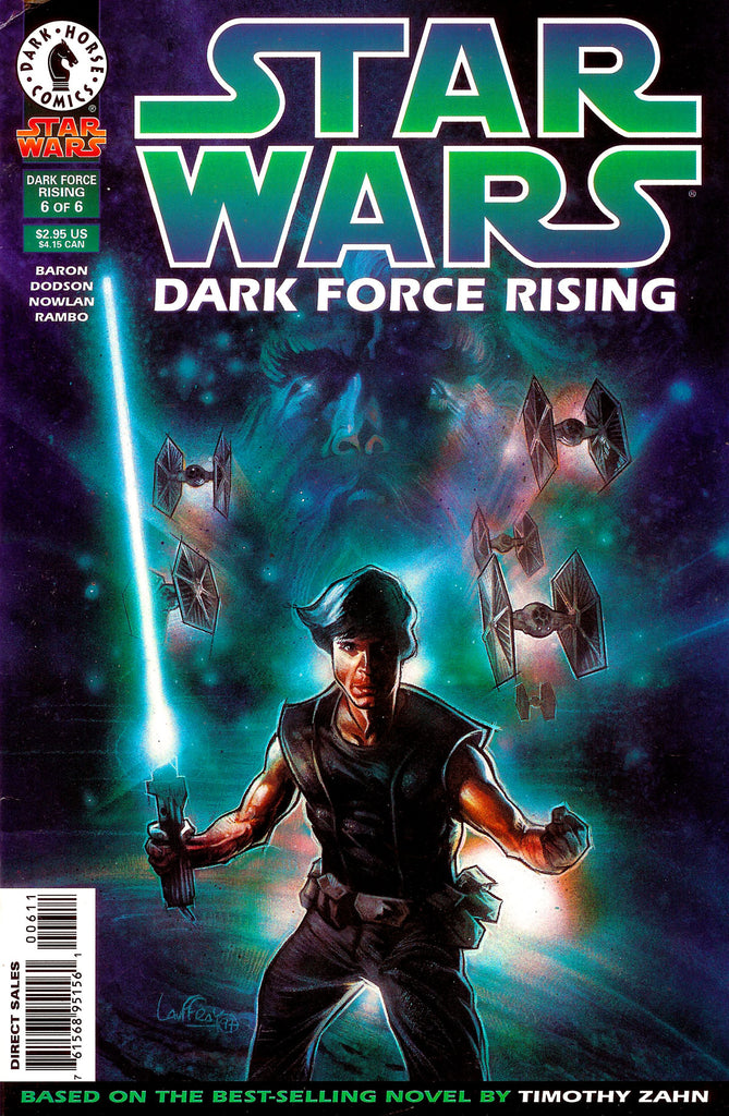Star Wars - Dark Force Rising (Vol 1 1997) #6 CVR A