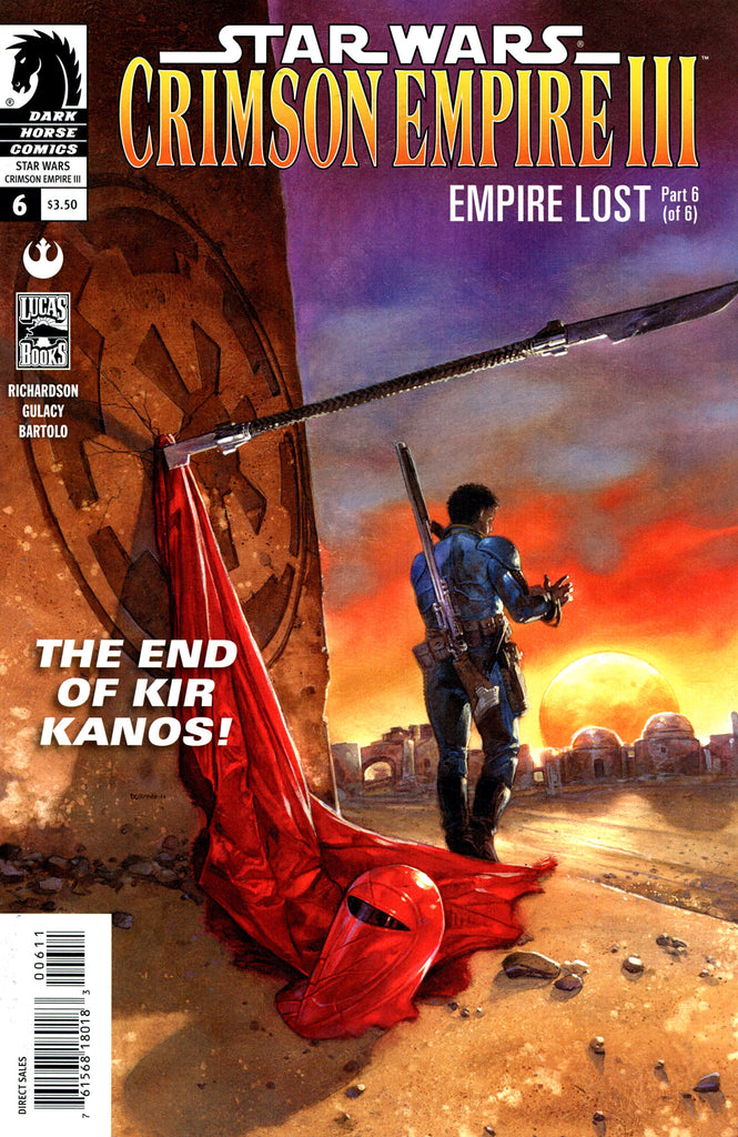 Star Wars - Crimson Empire III (Vol 1 2012) #6 CVR A