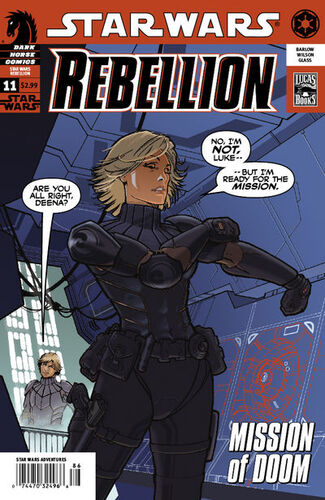 Star Wars - Rebellion (Vol 1 2006) #11 CVR A