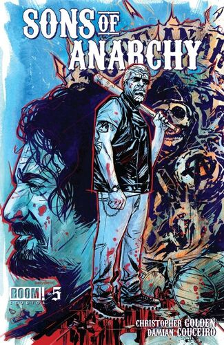 Sons of Anarchy (Vol 1 2013) #5 CVR A