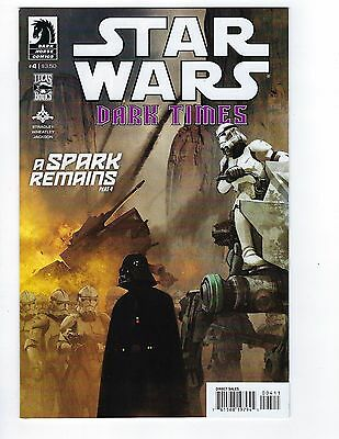 Star Wars - Dark Times: A Spark Remains (Vol 1 2013) #4 CVR A