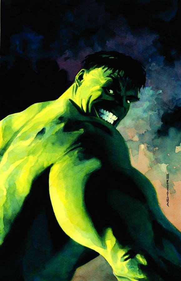 Incredible Hulk: Nightmerica (Vol 1 2003) #2 CVR A