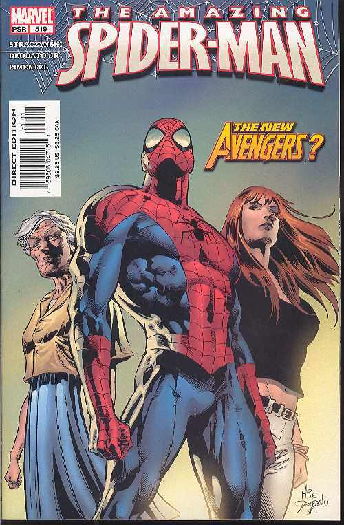 Amazing Spider-Man #519
