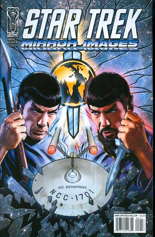 Star Trek: Mirror Images (Vol 1 2008) #1 CVR A