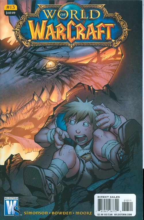 World of Warcraft (Vol 1 2008) #13 CVR A
