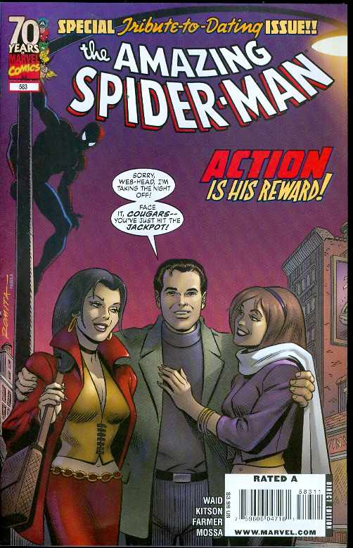 Amazing Spider-Man (Vol 2 2009) #583