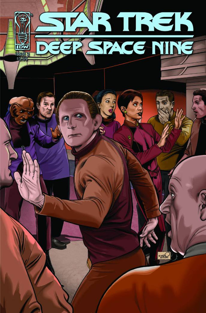 Star Trek: Deep Space Nine - Fool's Gold (Vol 1 2009) #2 CVR A
