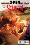 X-Men: Schism (Vol 1 2011) #1 2nd print Cyclops