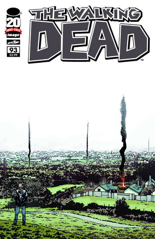 Walking Dead (Vol 1 2012) #93 CVR A