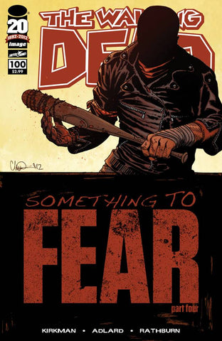 Walking Dead (Vol 1 2012) #100 CVR A