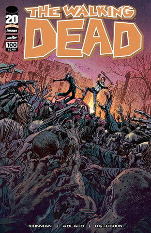 Walking Dead (Vol 1 2012) #100 CVR F Hitch Variant