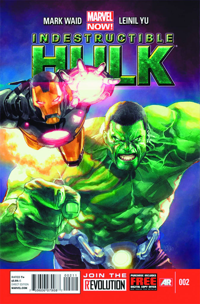 Indestructible Hulk (Vol 1 2013) #2 CVR A