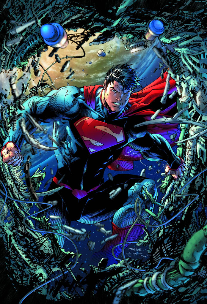 Superman Unchained (Vol 1 2013) #1 CVR A