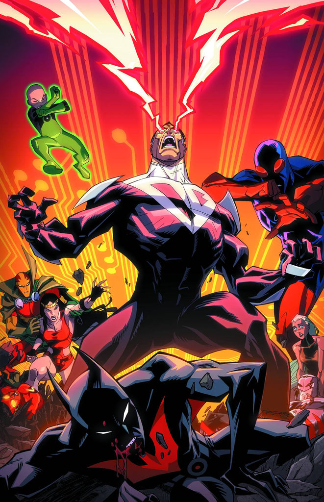 Batman Beyond Universe (Vol 1 2013) #2 CVR A