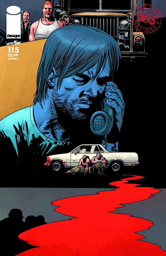 Walking Dead (Vol 1 2013) #115 CVR F
