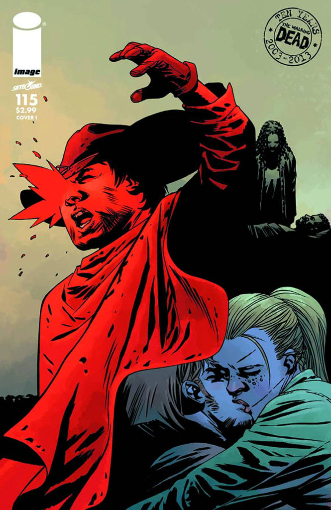 Walking Dead (Vol 1 2013) #115 CVR I