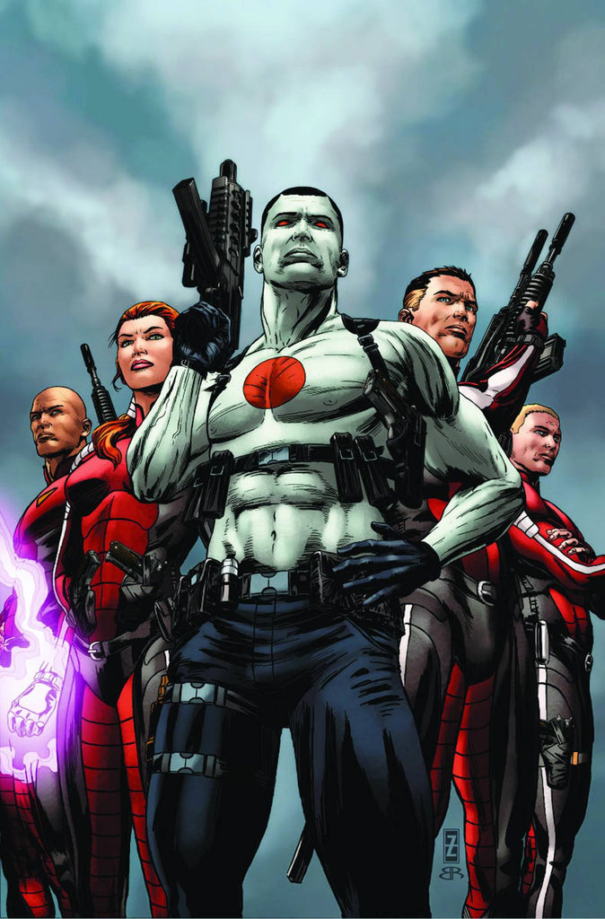 Bloodshot and H.A.R.D Corps (Vol 3 2013) #16 CVR A