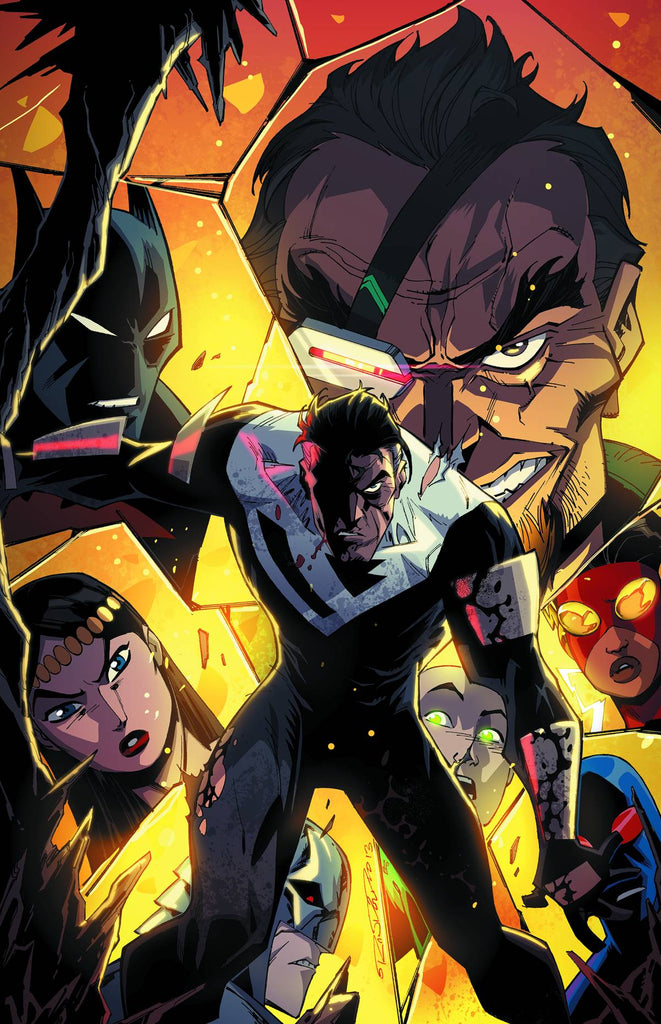 Batman Beyond Universe (Vol 1 2014) #4 CVR A