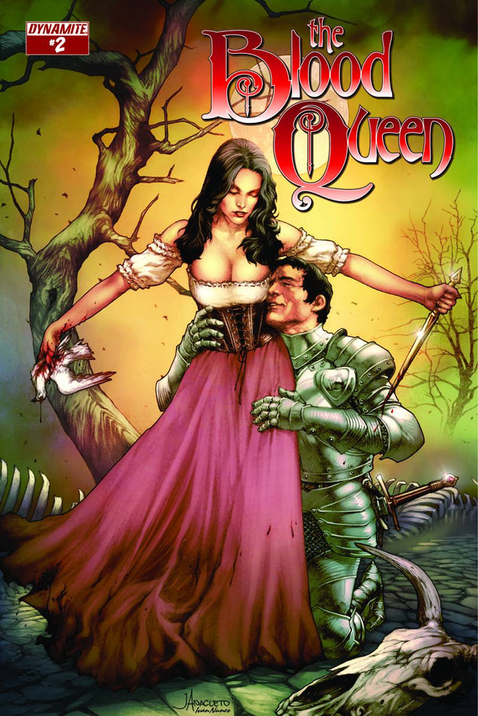 Blood Queen (Vol 1 2014) #2 CVR A