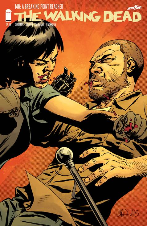 Walking Dead (Vol 1 2015) #146 CVR A