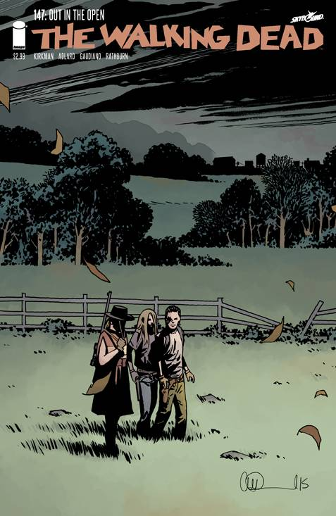 Walking Dead (Vol 1 2015) #147 CVR A