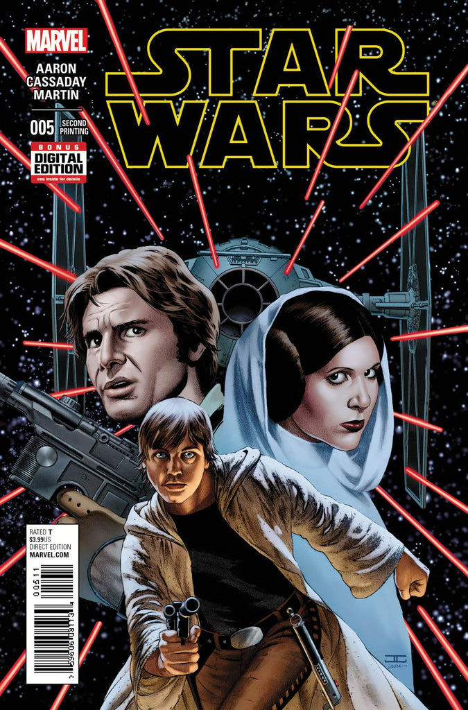 Star Wars (Vol 2 2015) #5 2nd Print