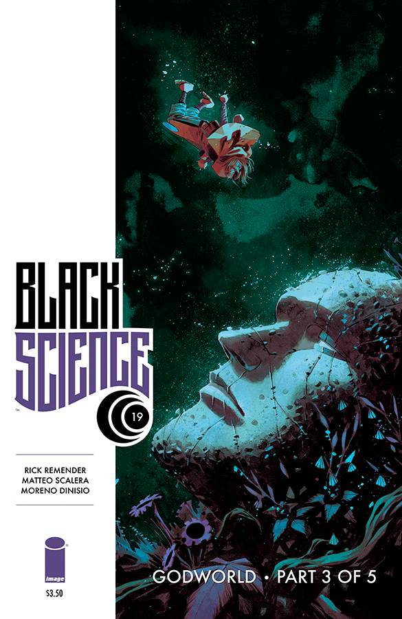 Black Science (Vol 1 2016) #19 CVR A
