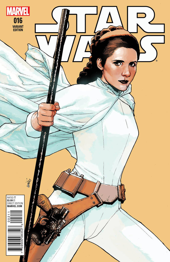 Star Wars #16 Yu Variant - Coliseum of Comics