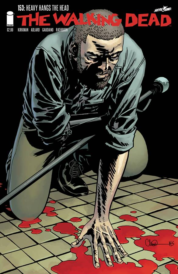 Walking Dead (Vol 1 2016) #153 CVR A