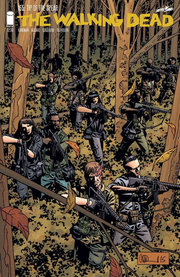 Walking Dead (Vol 1 2016) #155 CVR A