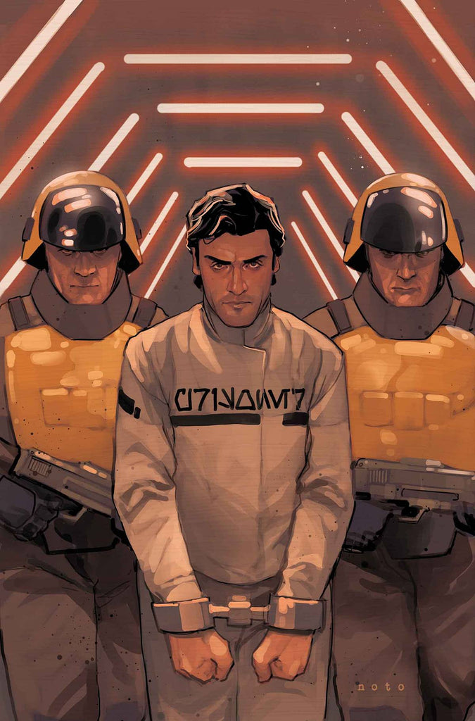 Star Wars - Poe Dameron (Vol 1 2016) #5 CVR A