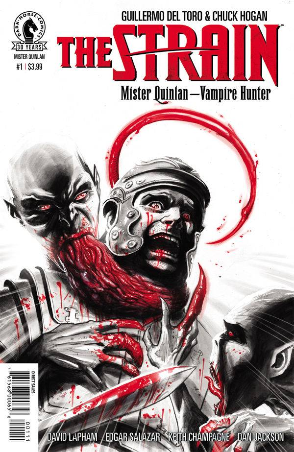 Strain, The: Mister Quinlan - Vampire Hunter (Vol 1 2016) #1 CVR A