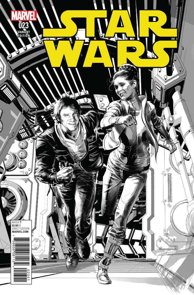 Star Wars #23 Deodato Sketch Variant - Coliseum of Comics