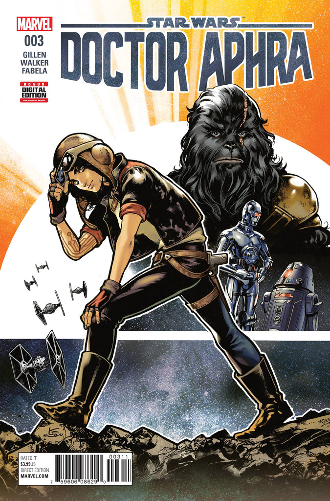 Star Wars - Doctor Aphra (Vol 1 2017) #3 CVR A