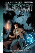 Jim Butcher Dresden Files Dog Men #1 Cvr A Galindo