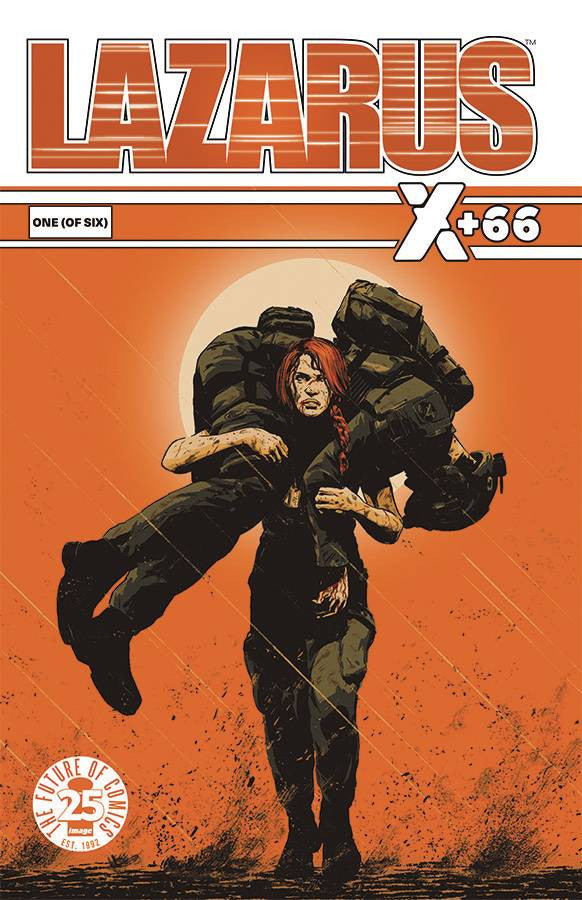 Lazarus X Plus 66 #1 (Of 6)