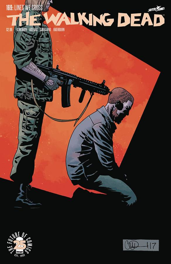 Walking Dead (Vol 1 2017) #169 CVR A