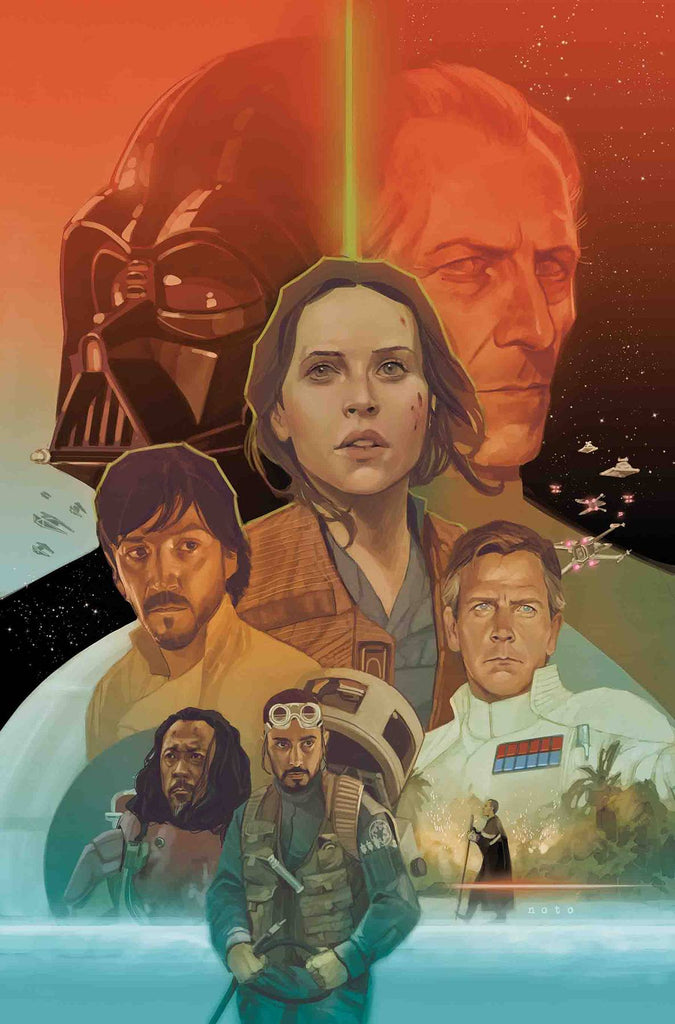 Star Wars - Rogue One (Vol 1 2017) #6 CVR A