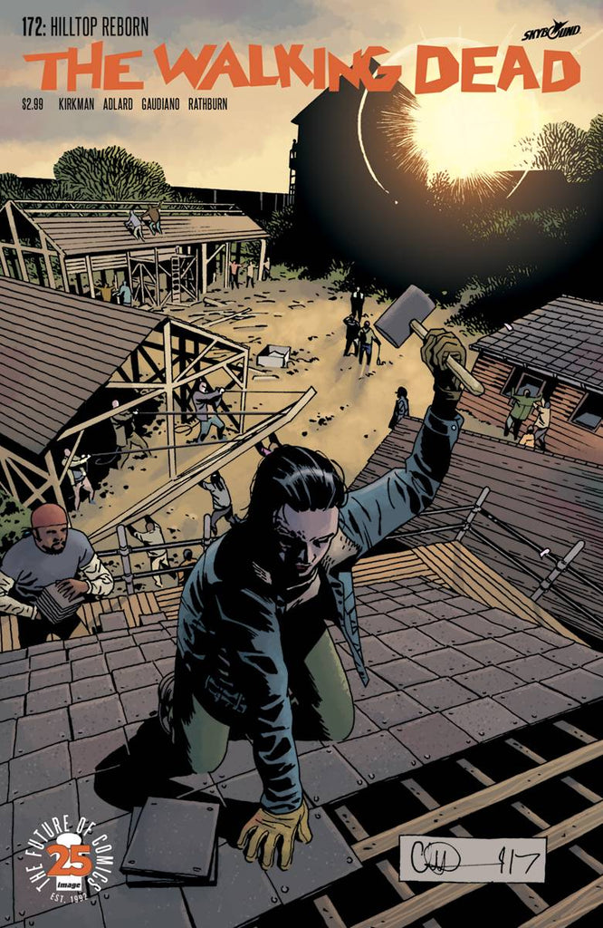 Walking Dead (Vol 1 2017) #172 CVR A