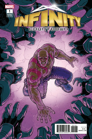 Infinity Countdown #1 1/25 Nick Derrington Variant