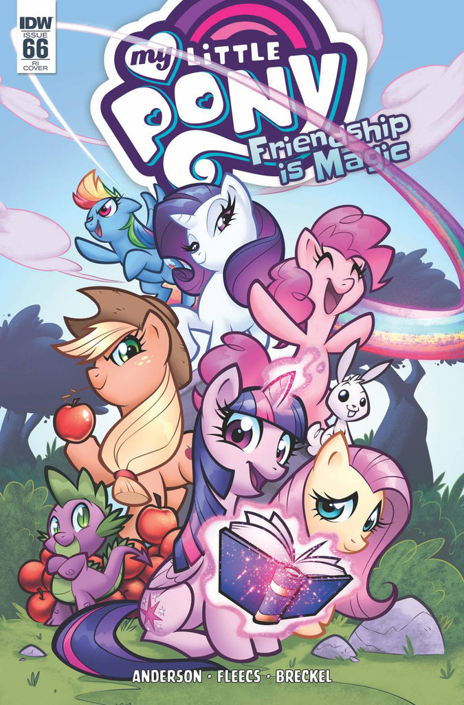 My Little Pony Friendship Is Magic #66 1/10 Pedro Delgado Variant