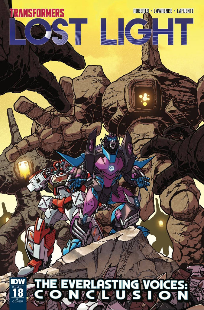 Transformers Lost Light #18 1/10 Alex Milne Variant