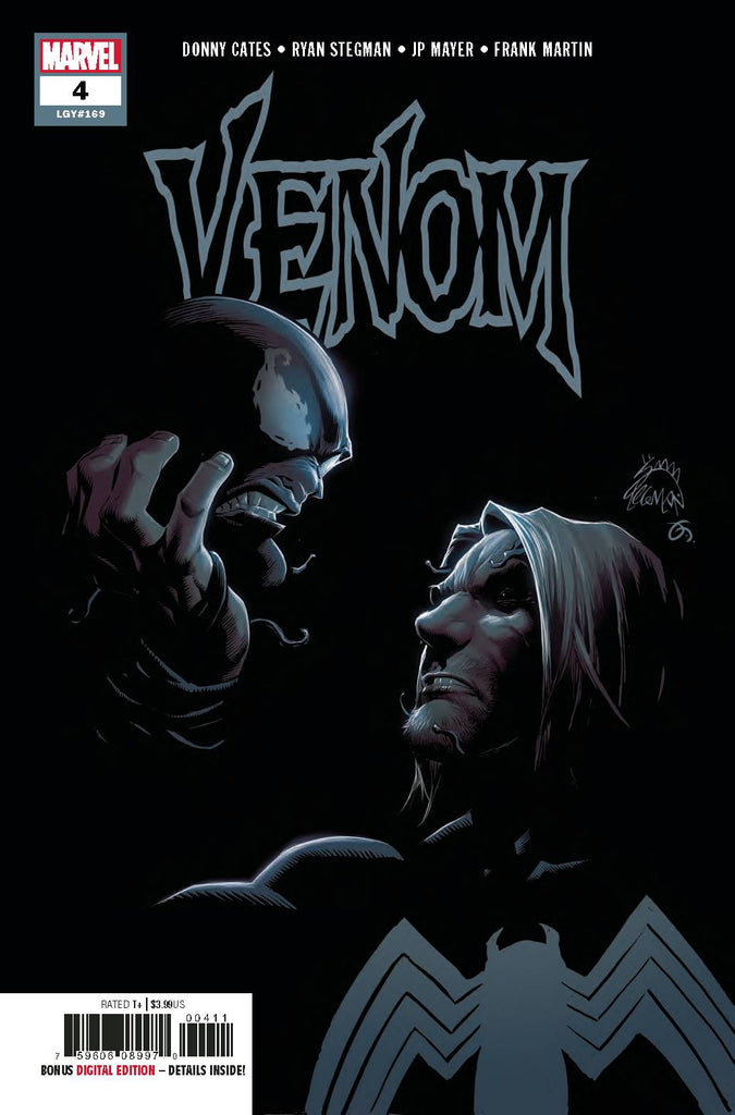 Venom #4 First Printing - Origin of Symbiote God Knull