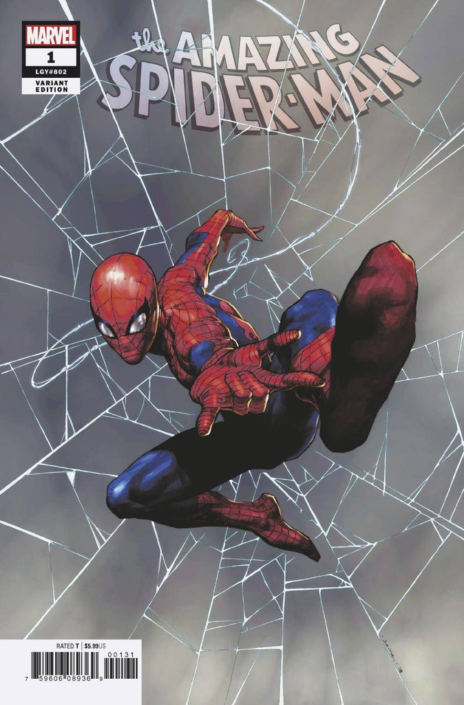 Amazing Spider-Man #1 1/50 Jerome Opena Variant