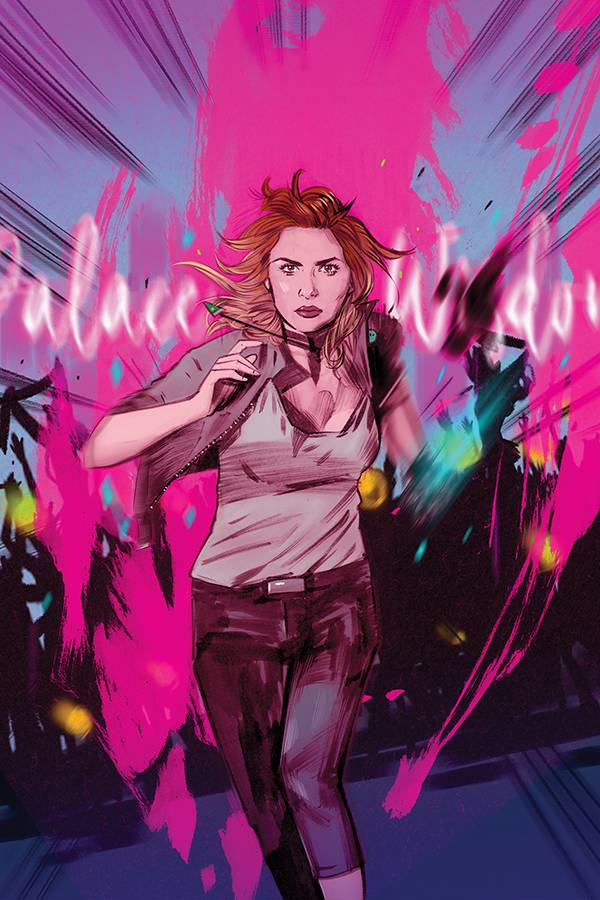Nancy Drew #4 1/10 Tula Lotay Virgin Art Variant