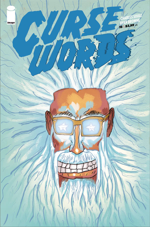 Curse Words #16 1/10 Charles Soule Variant