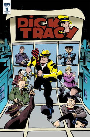 Dick Tracy Dead or Alive #1 1/20 Michael Avon Oeming Variant